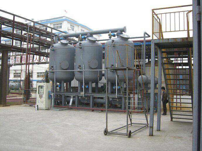 有機廢氣活性炭吸附蒸汽回收裝置