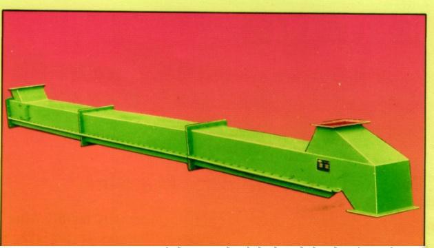 空氣輸送斜槽