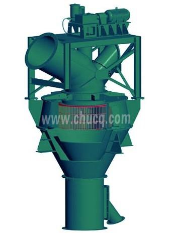 煤磨動態選粉機