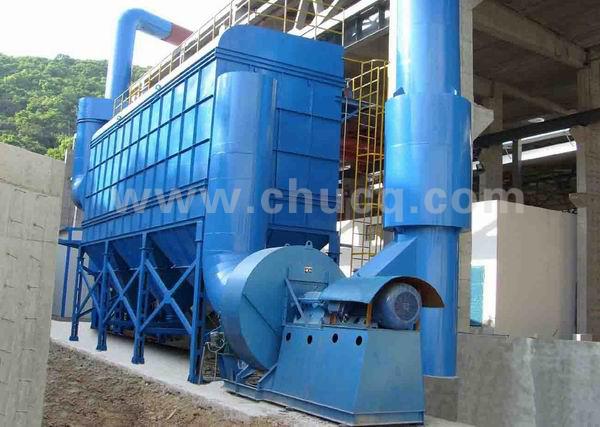 FMQD/PPC氣箱脈沖袋式除塵器